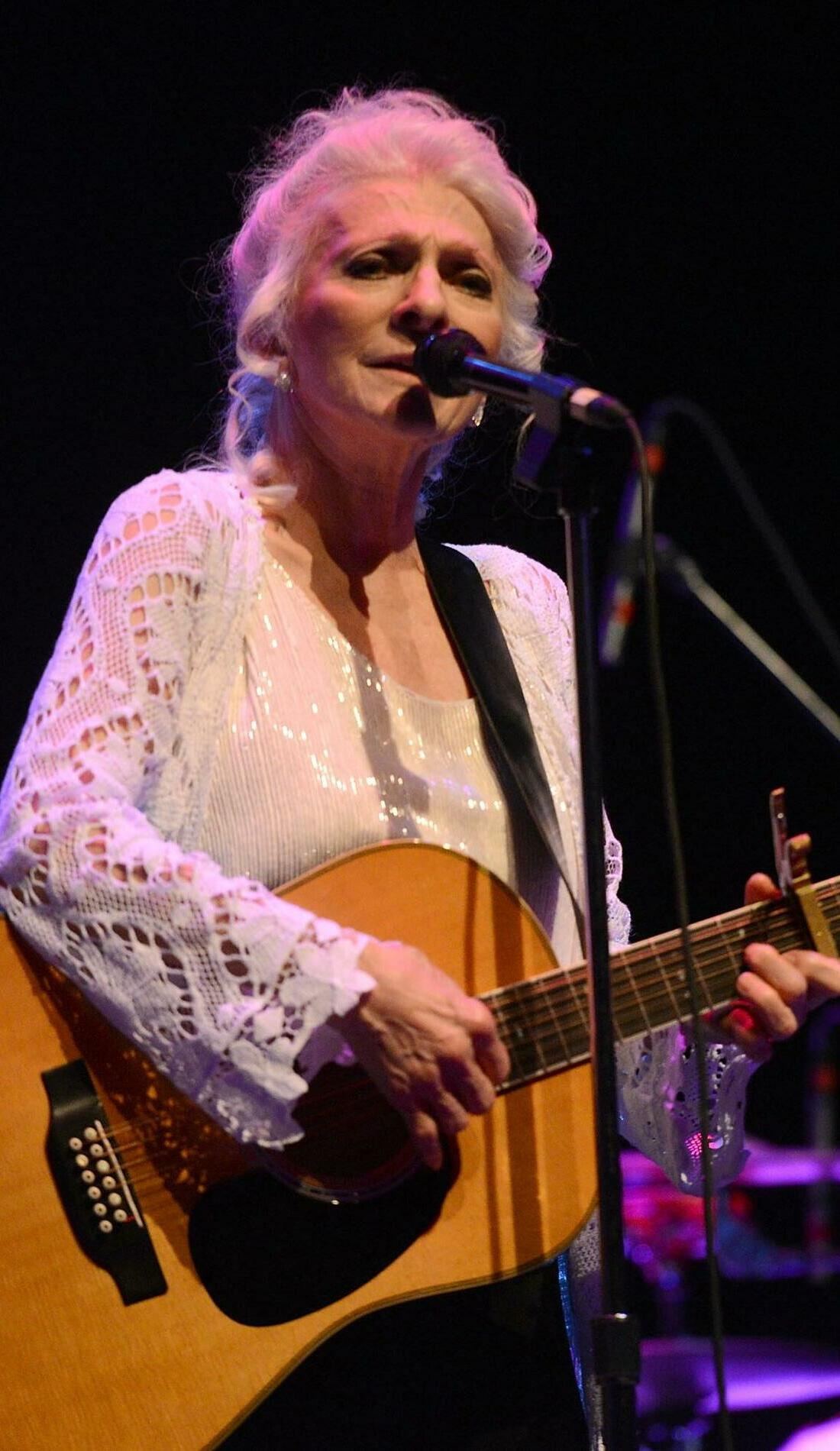 A Judy Collins live event
