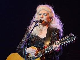 Judy Collins with Arlo Guthrie