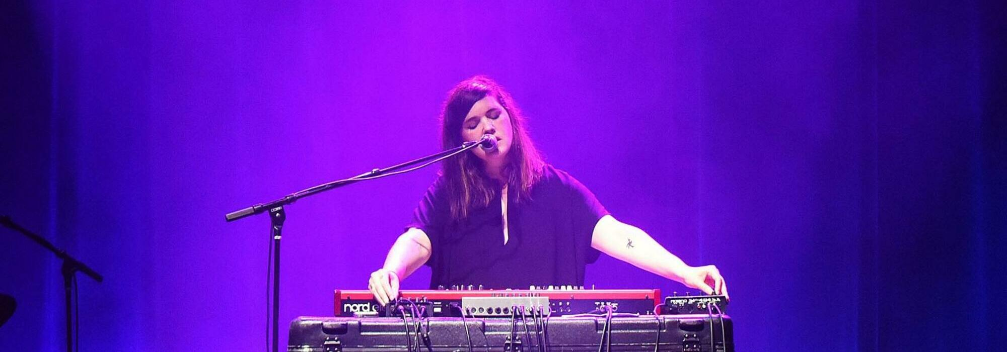 A Julianna Barwick live event