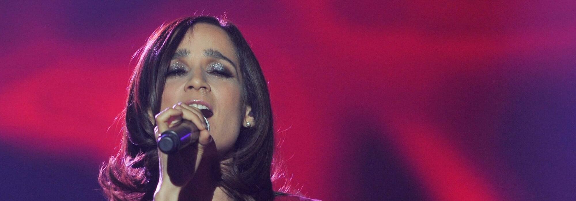 A Julieta Venegas live event