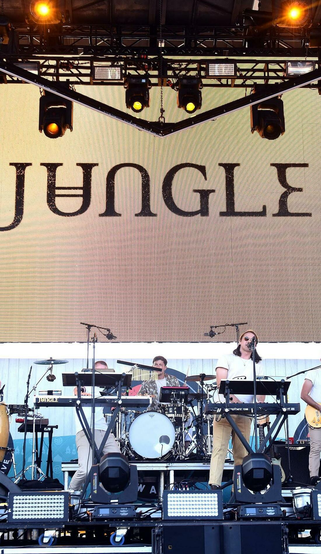 A Jungle live event
