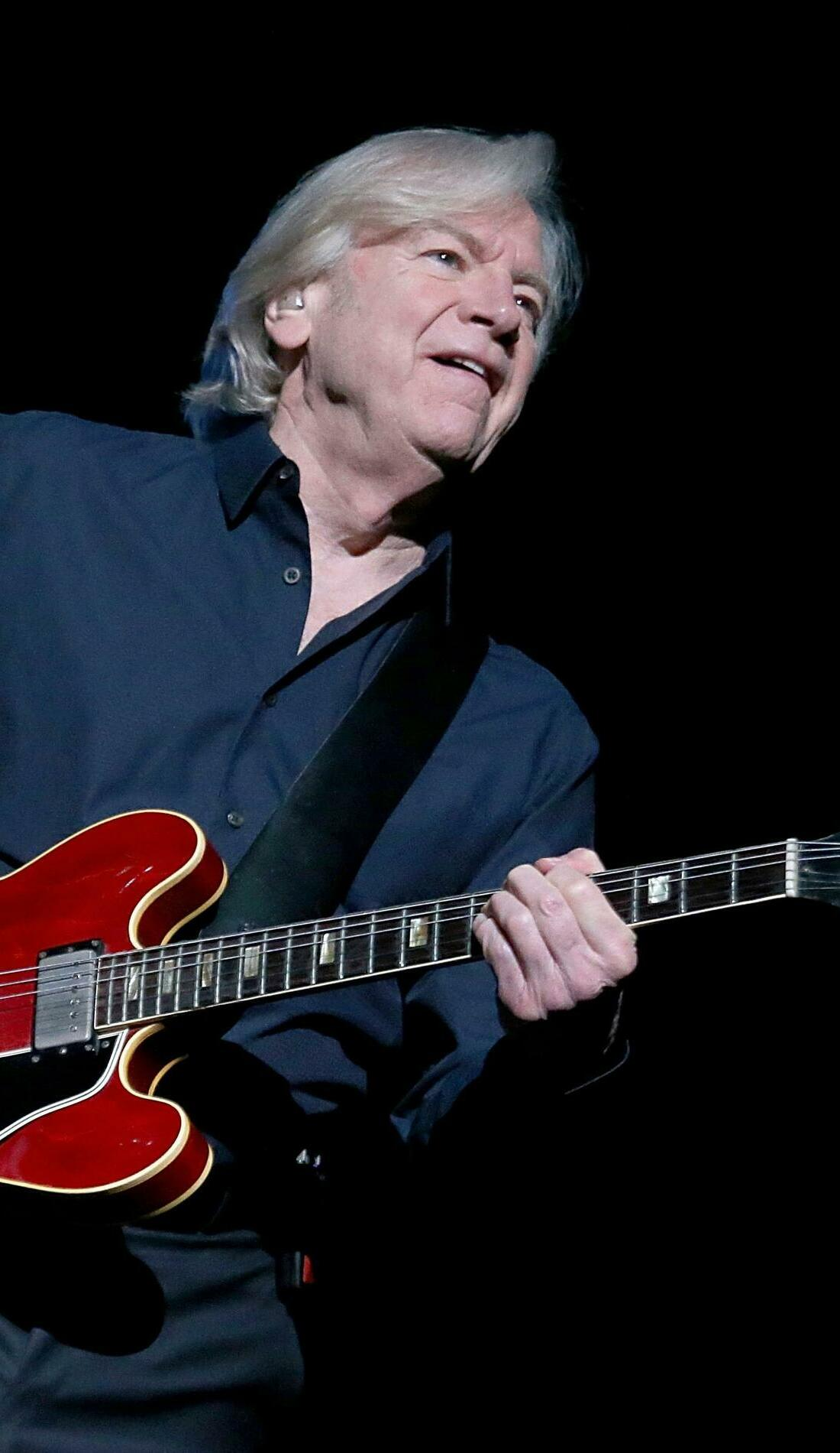 A Justin Hayward live event