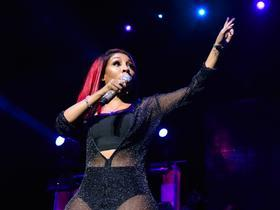 Advertisement - Tickets To K. Michelle