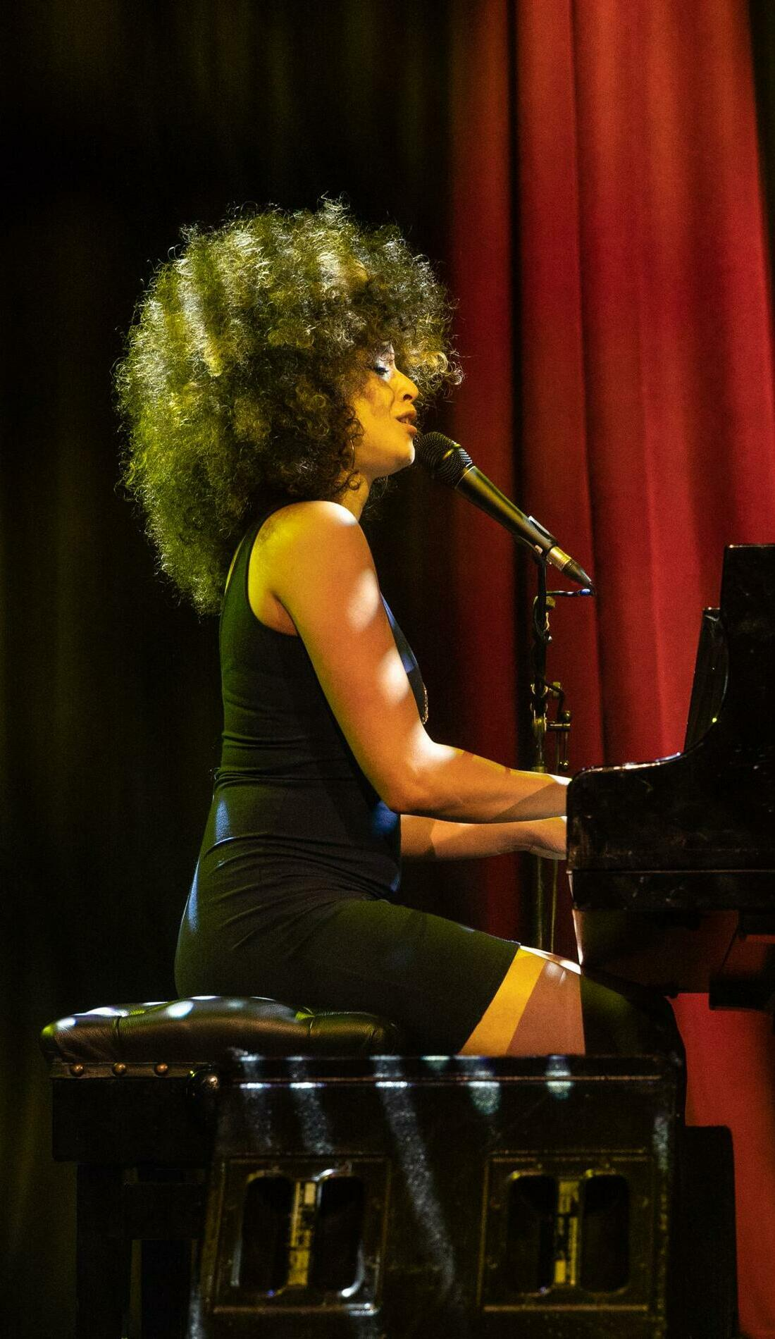 A Kandace Springs live event