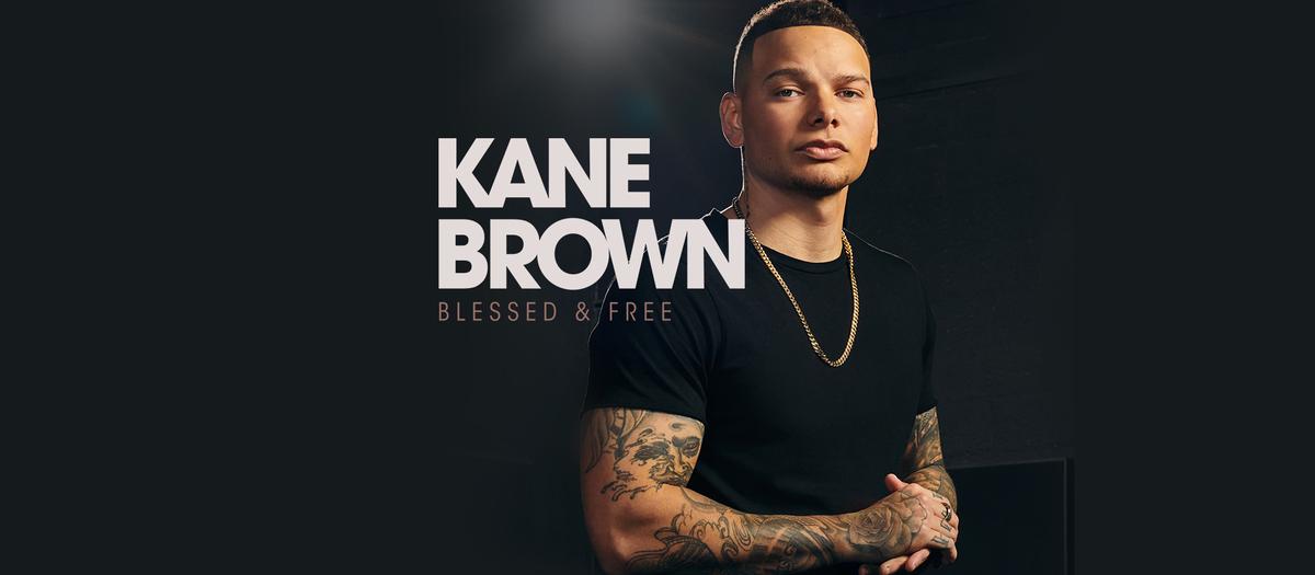 Kane Brown Parking Passes