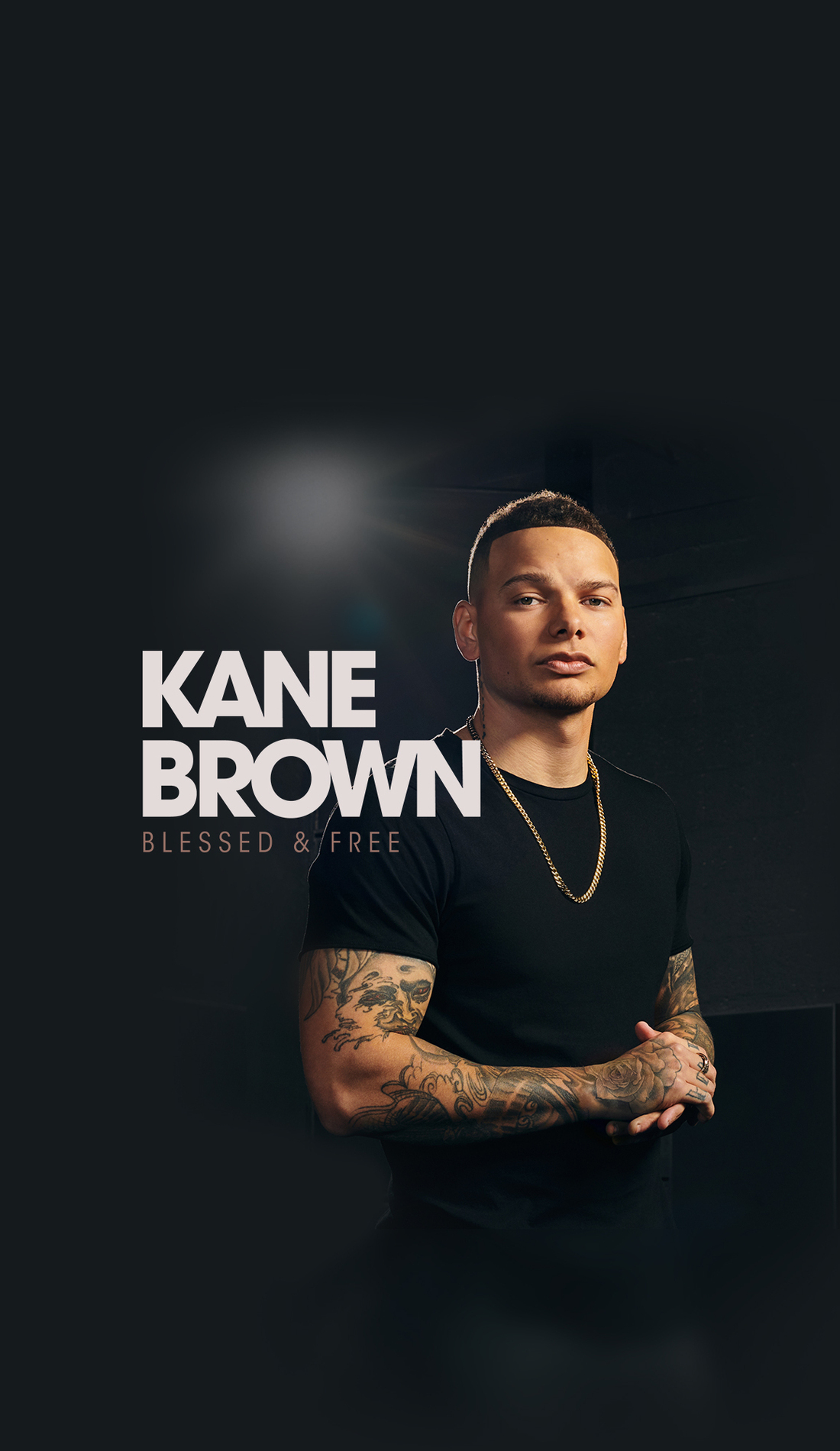 A Kane Brown live event