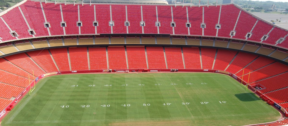 Arrowhead stadium seating chart seatgeek
