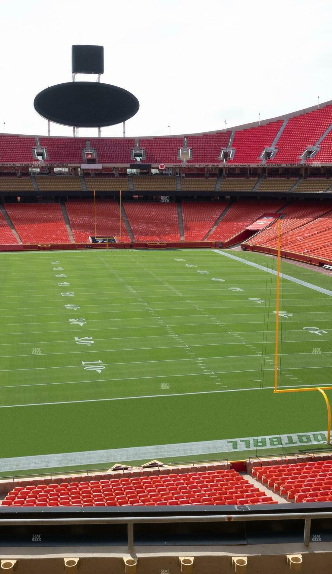 A Kansas City Chiefs live event