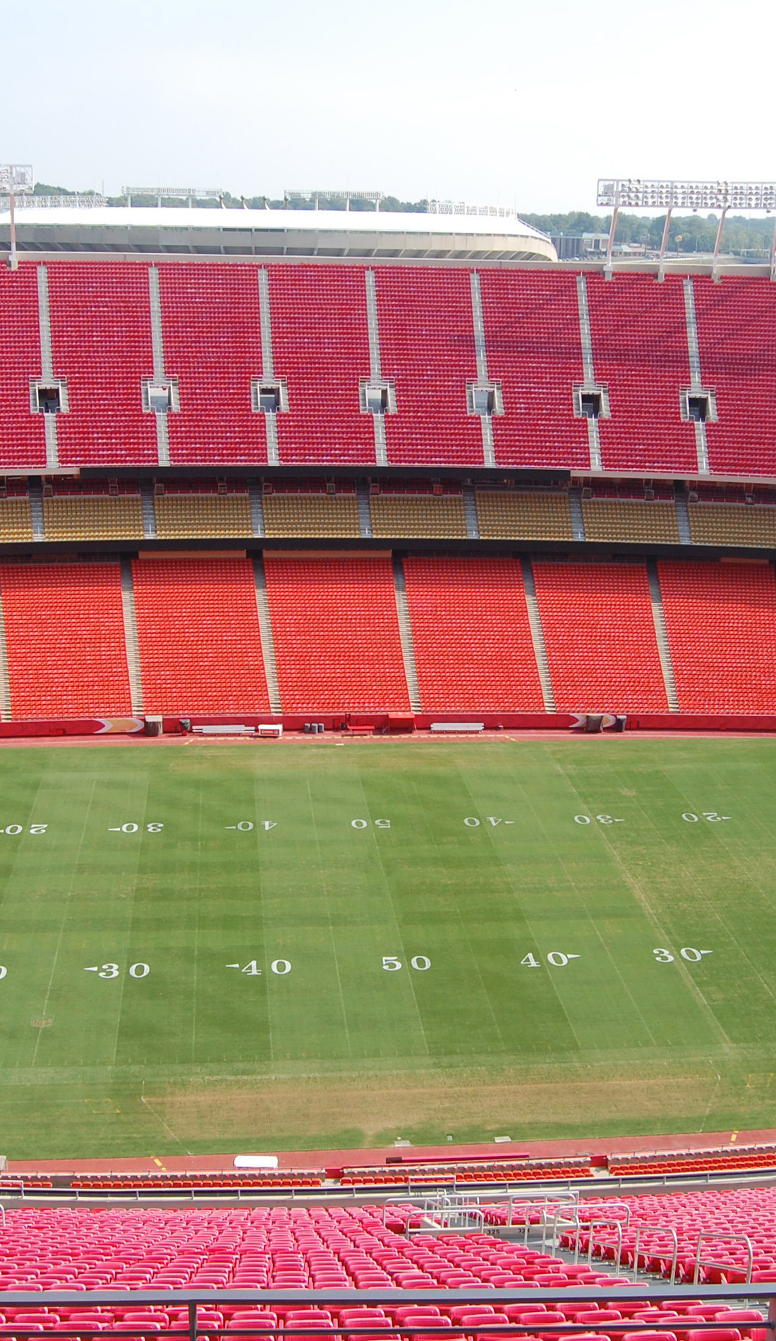 A Kansas City Chiefs live event