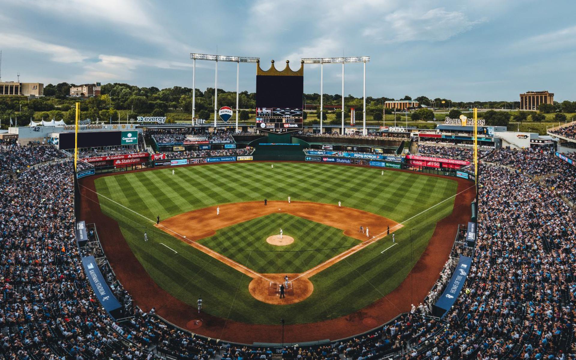 Kansas City Royals ⚾ Tickets