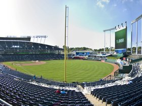 Oakland Athletics at Kansas City Royals