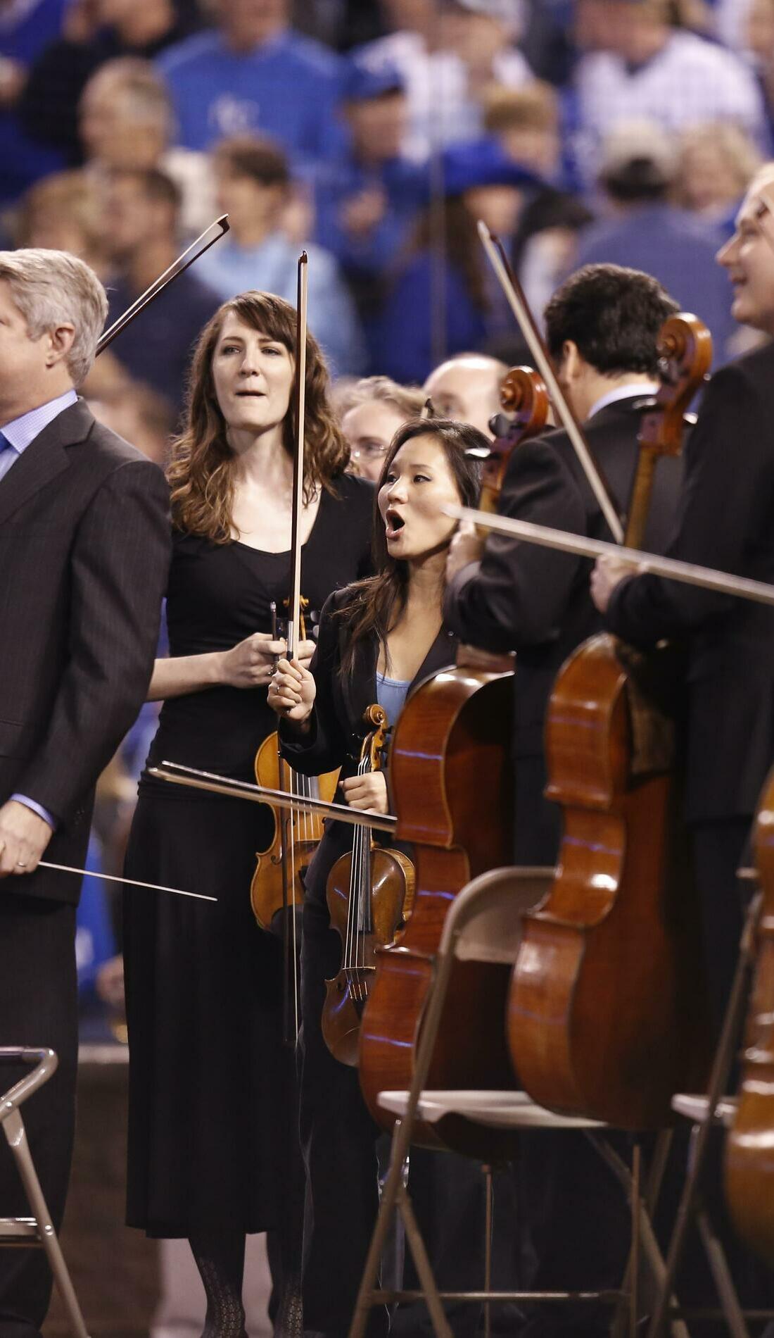 A Kansas City Symphony live event