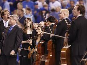 Leslie Odom Jr. with Kansas City Symphony