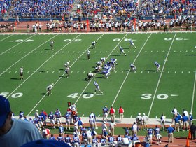 Kansas Jayhawks at Texas Longhorns Football