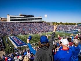 Kansas Jayhawks at TCU Horned Frogs Football