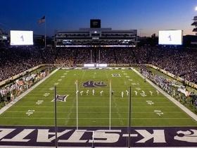 Kansas State Wildcats at Texas Longhorns Football