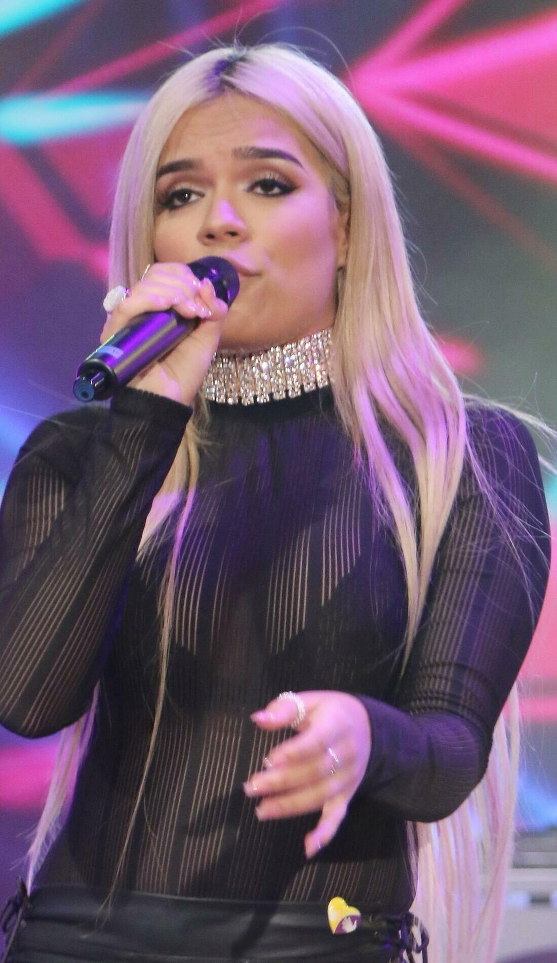 A Karol G live event