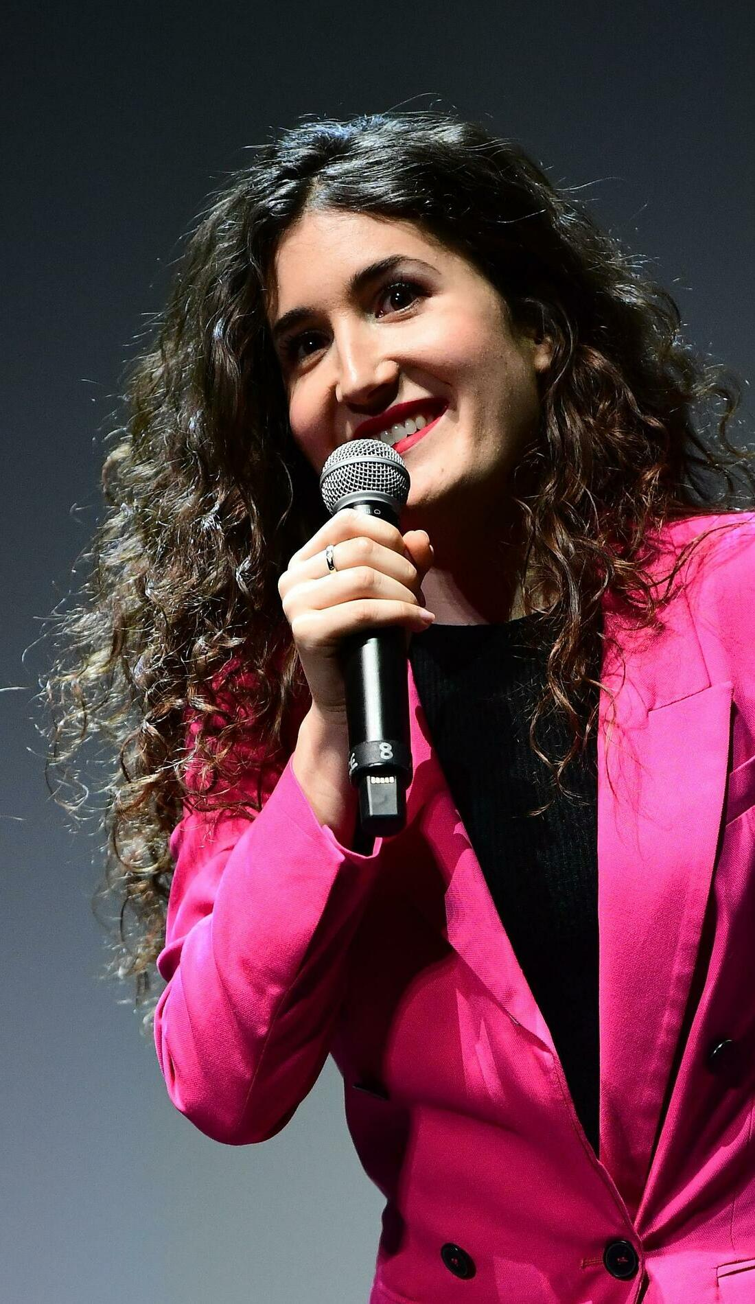 A Kate Berlant live event