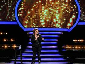 Advertisement - Tickets To Kathleen Madigan