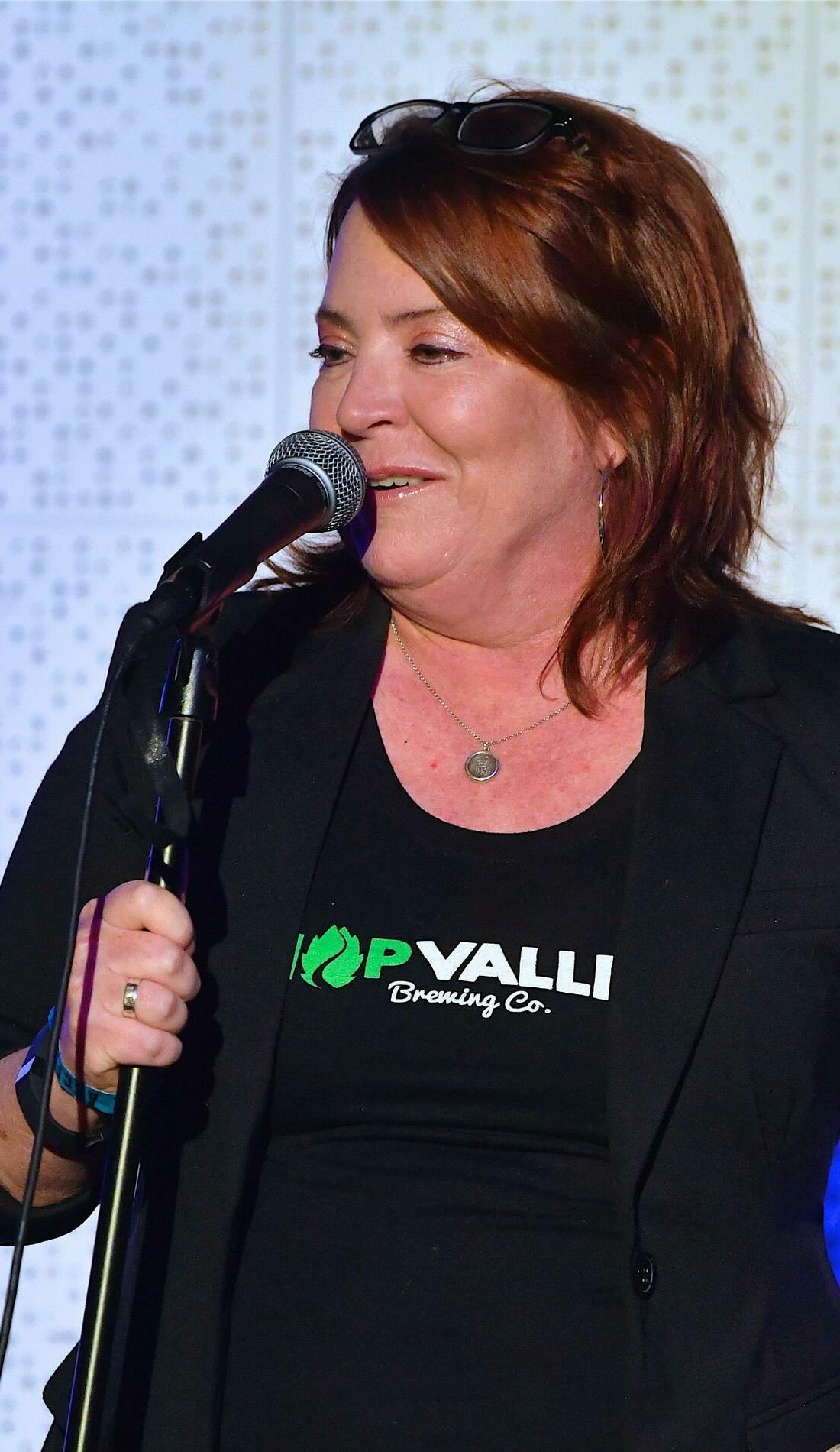 A Kathleen Madigan live event