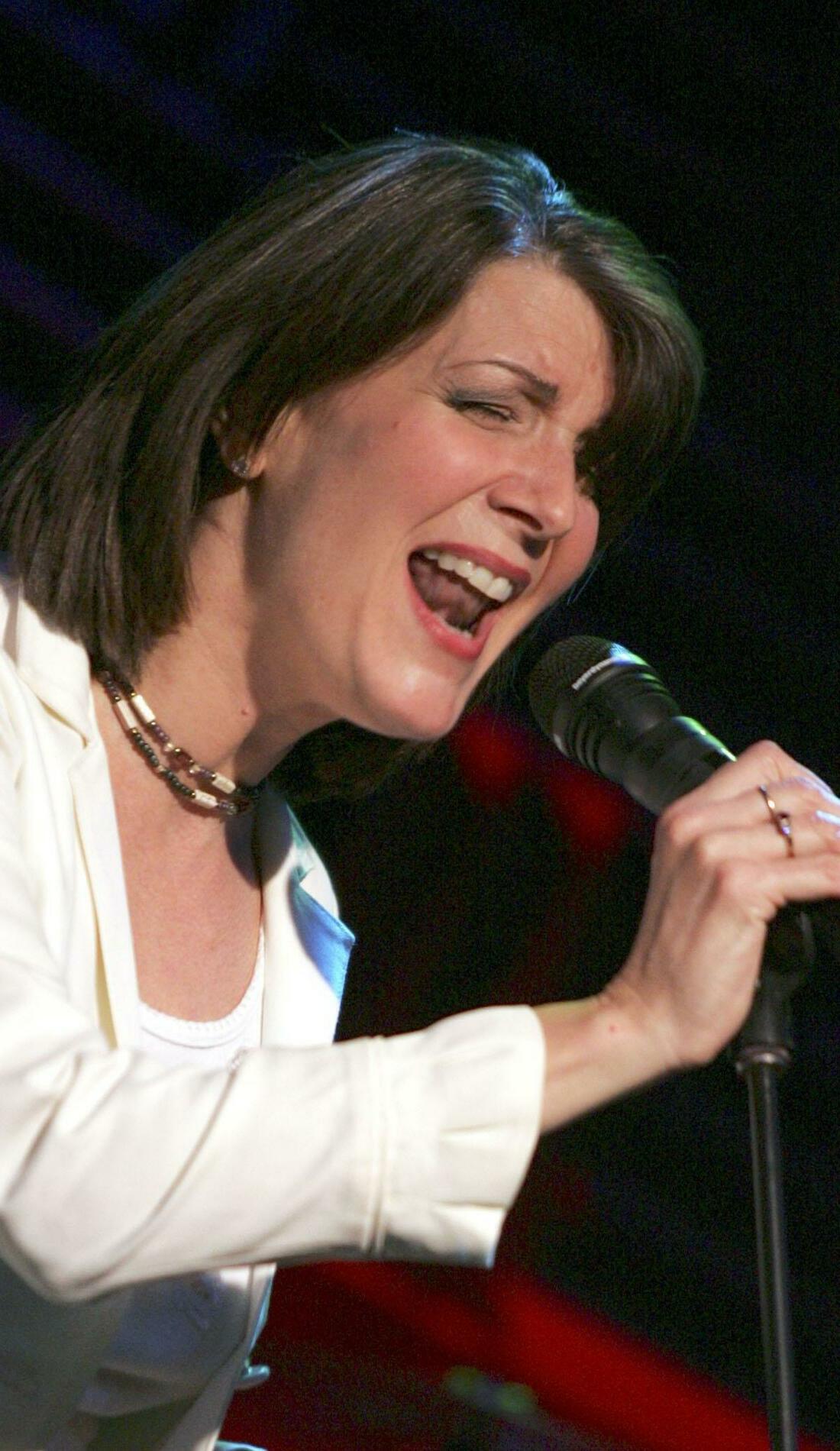 A Kathy Mattea live event