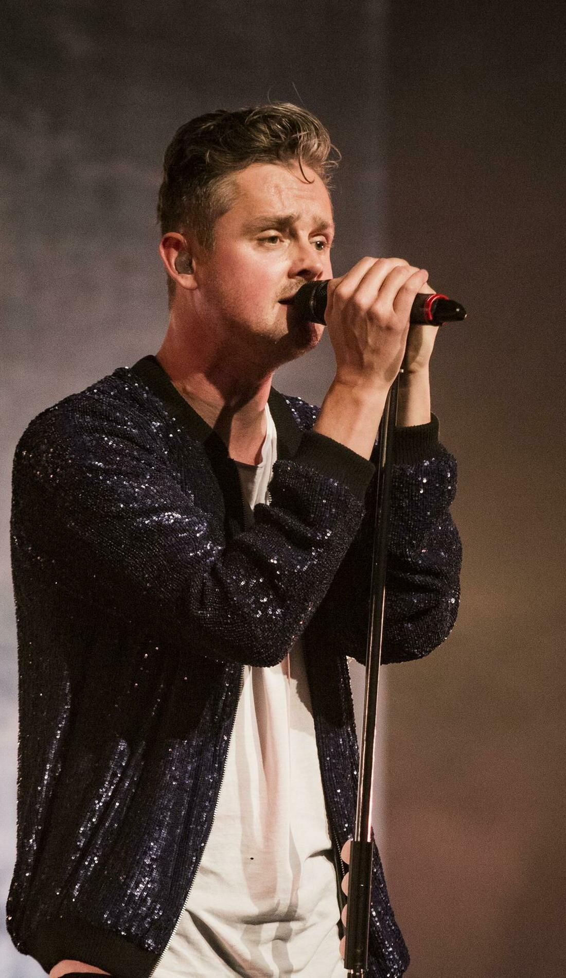 A Keane live event