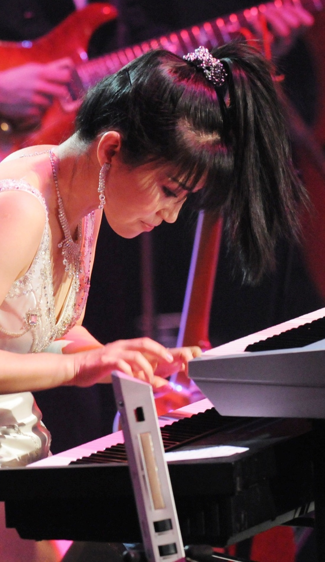 A Keiko Matsui live event