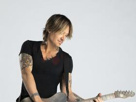 Keith Urban with Stadium of Fire