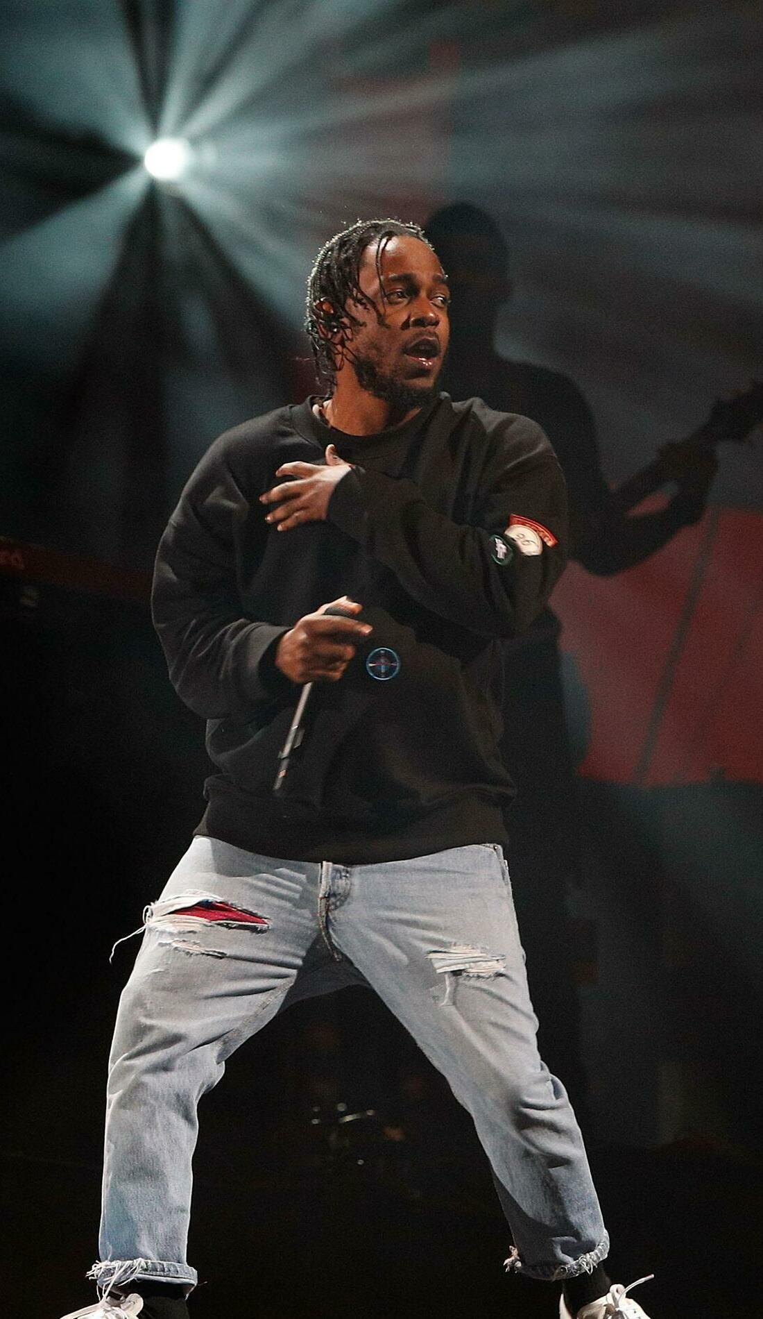 A Kendrick Lamar live event