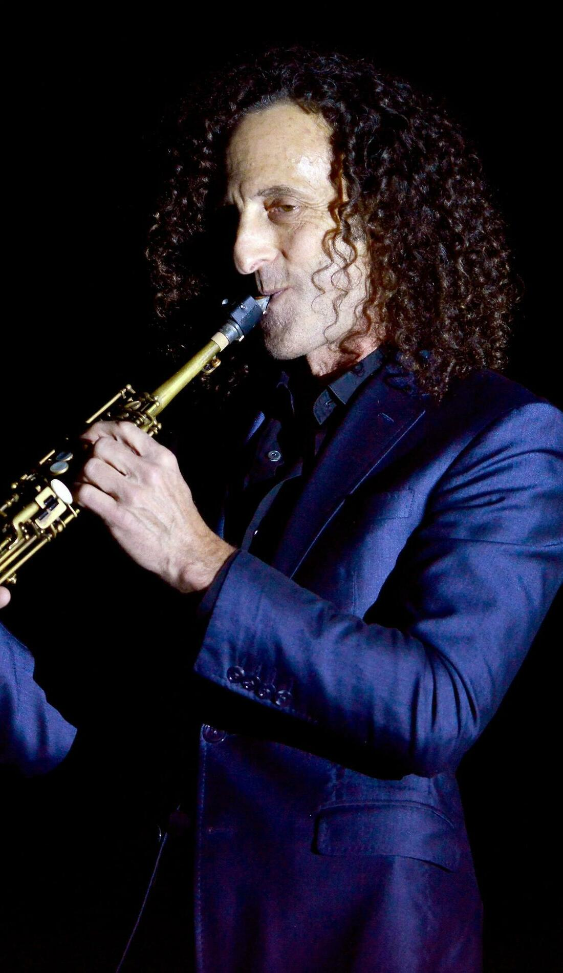 A Kenny G live event