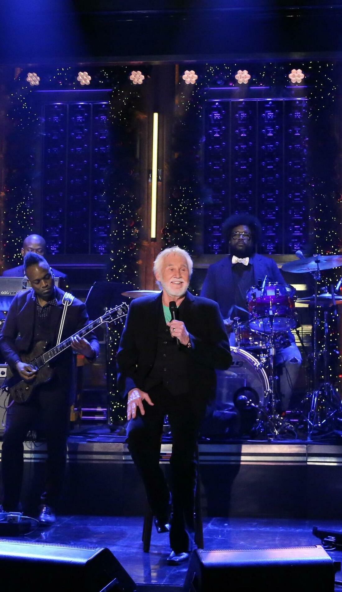 A Kenny Rogers live event