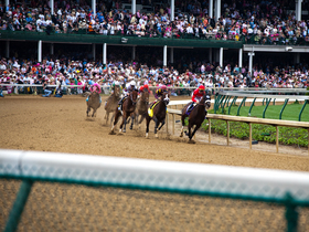 2 Day Pass 2016 Kentucky Oaks and Derby (May 6 - 7)