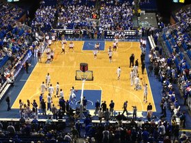 Tennessee State Tigers at Kentucky Wildcats Basketball