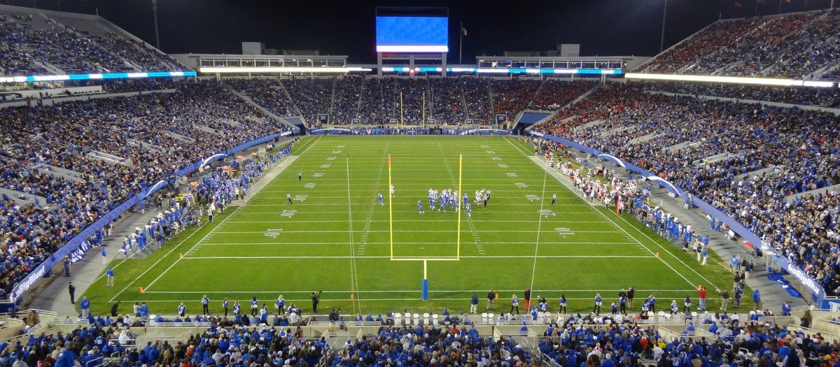 Kentucky (UK) Football Tickets | SeatGeek