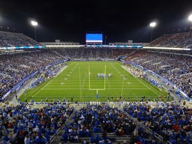 Kentucky Wildcats at Vanderbilt Commodores Football