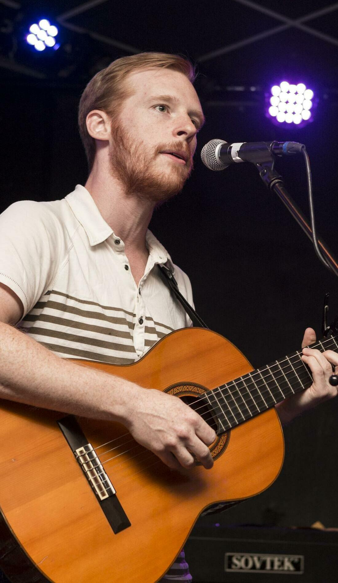 A Kevin Devine live event