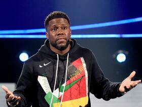 Advertisement - Tickets To Kevin Hart
