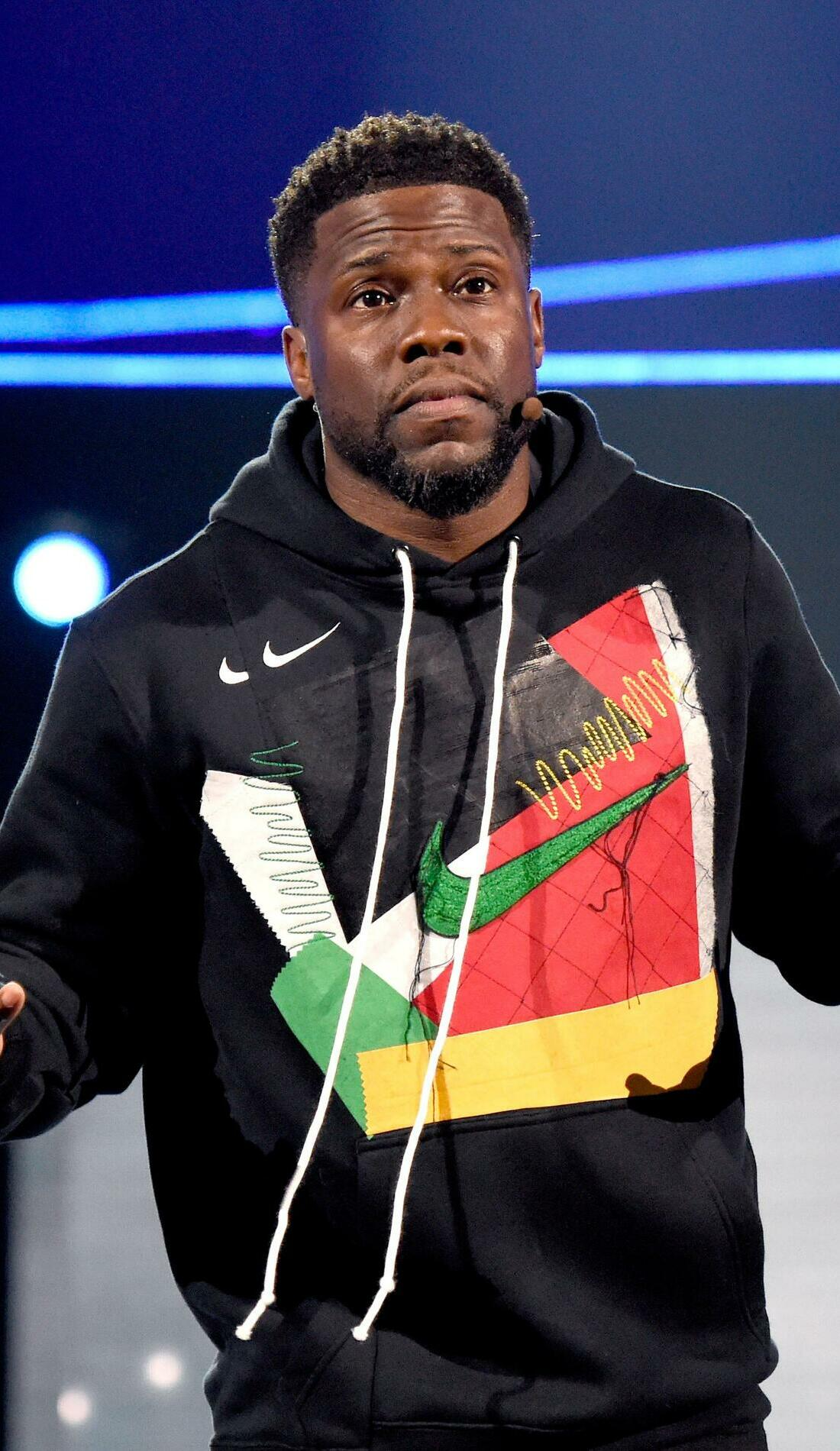 A Kevin Hart live event