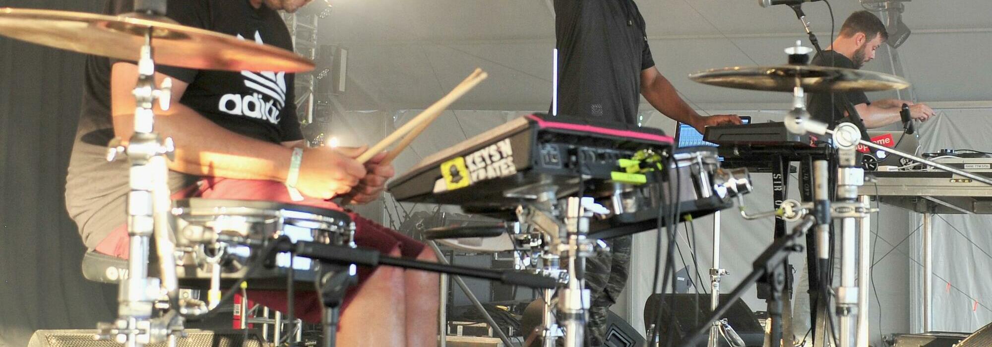 A Keys N Krates live event
