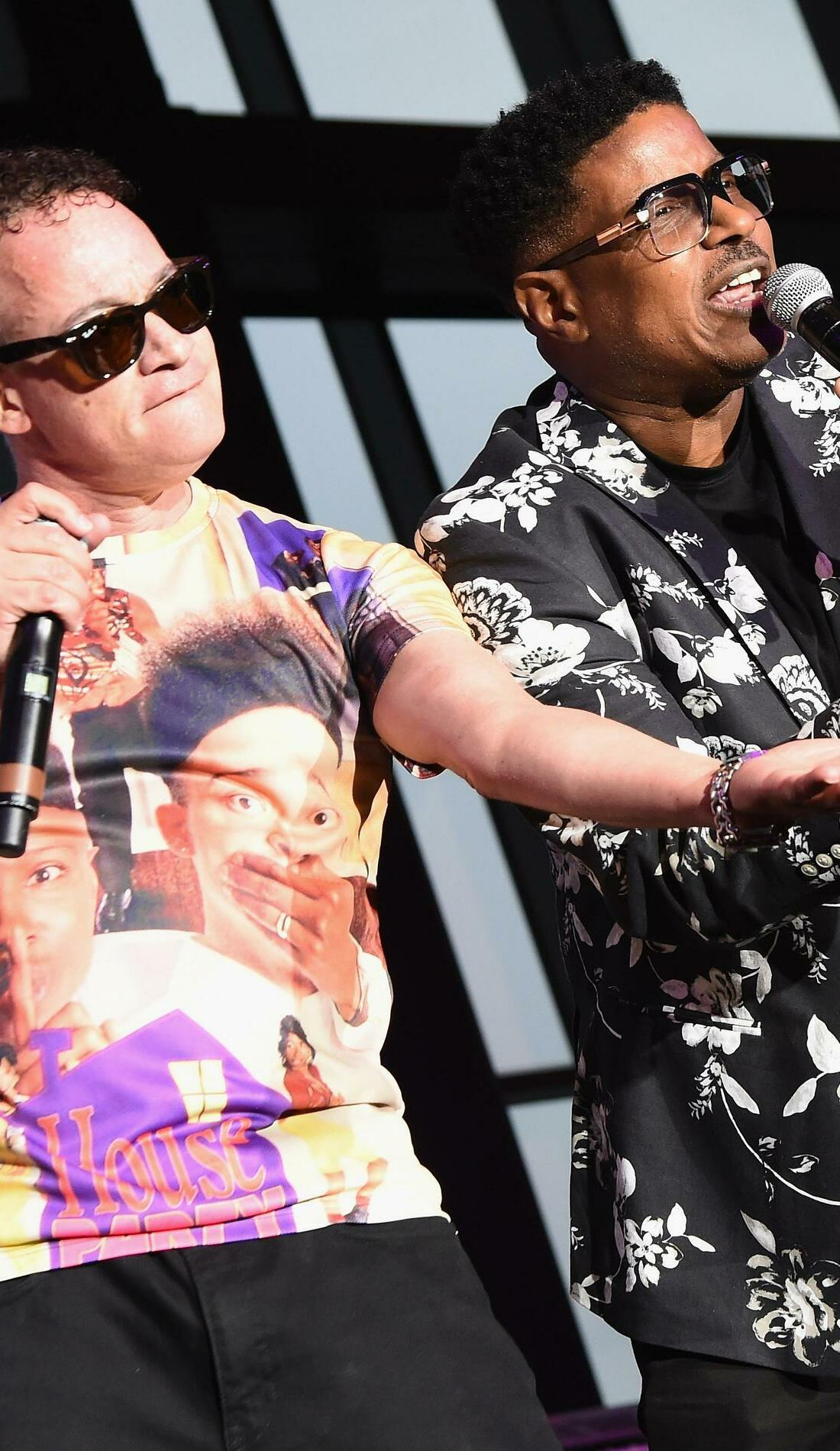A Kid N Play live event