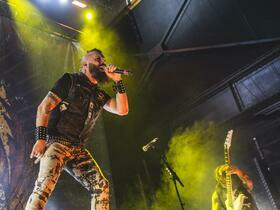 Killswitch Engage with August Burns Red Concert in Montreal