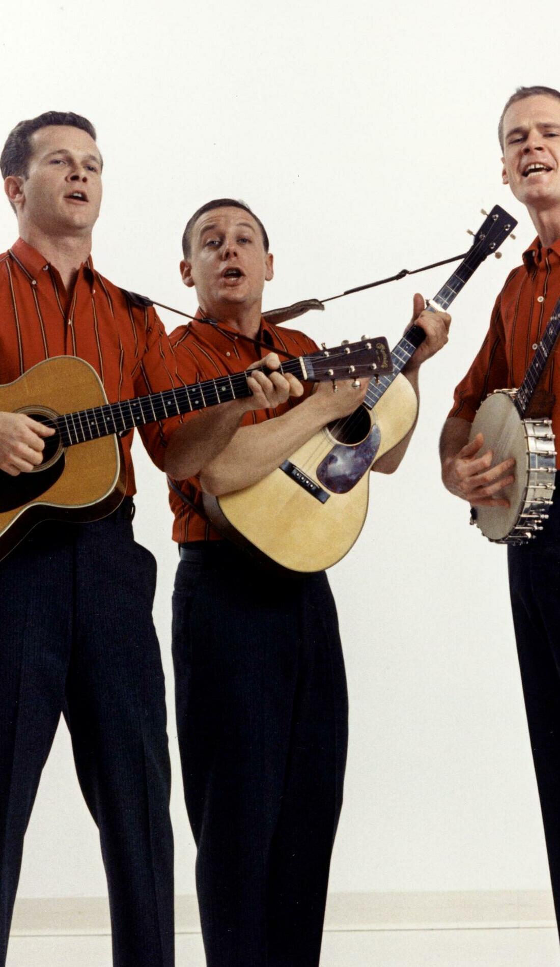 A Kingston Trio live event
