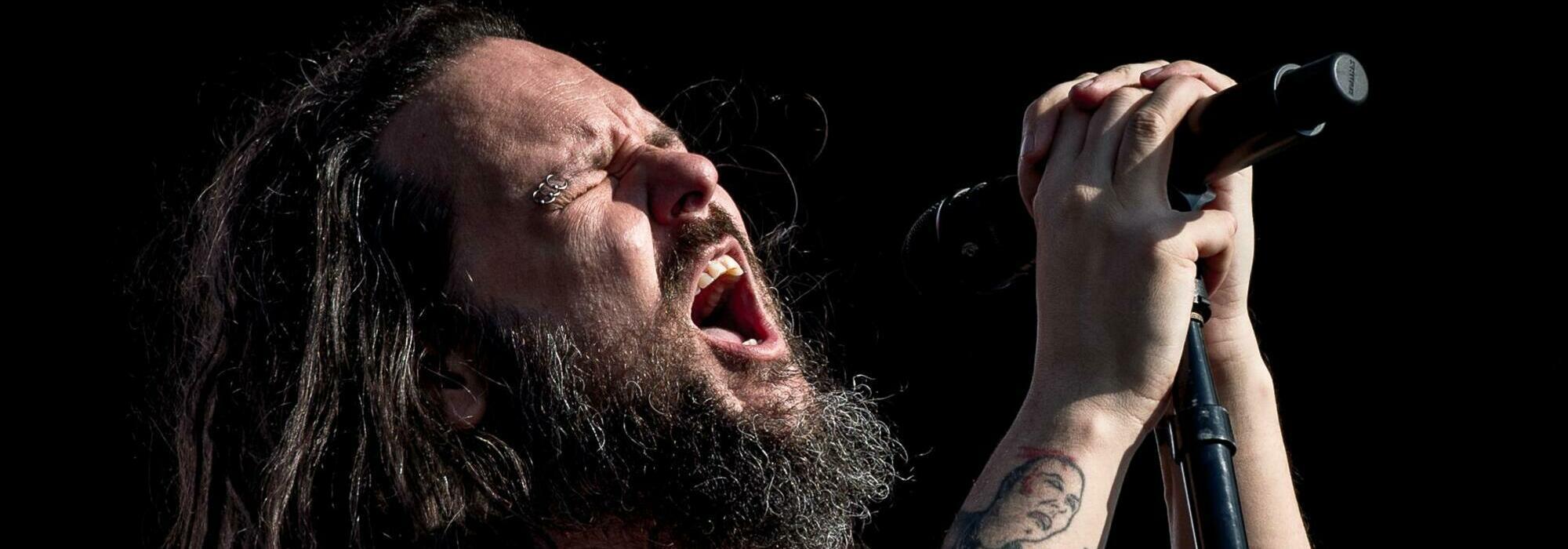 A Korn live event