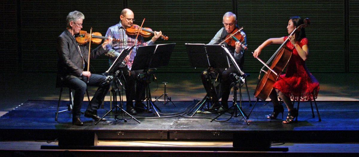 Kronos Quartet Tickets