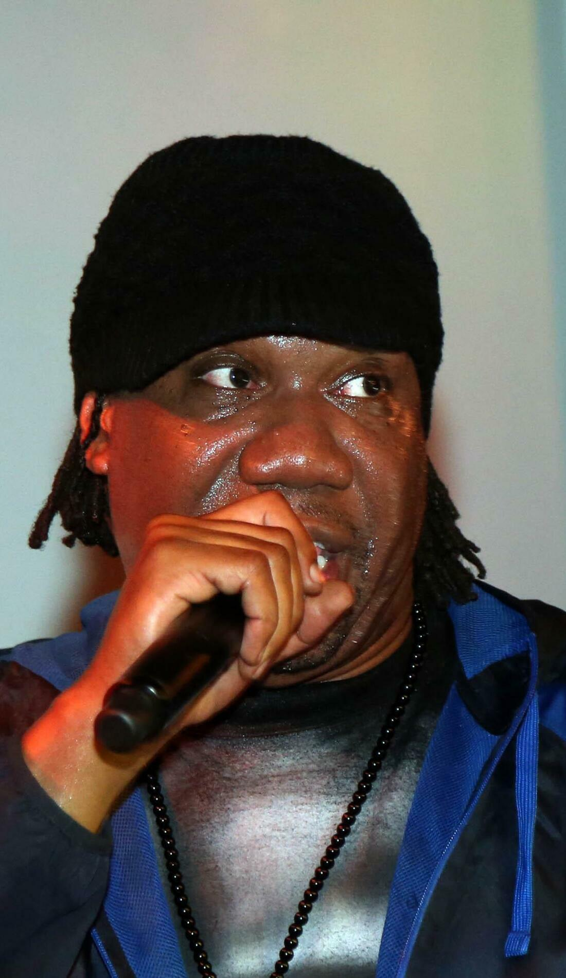 A KRS-One live event