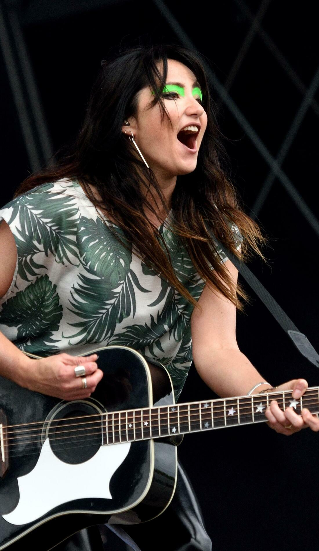 A KT Tunstall live event