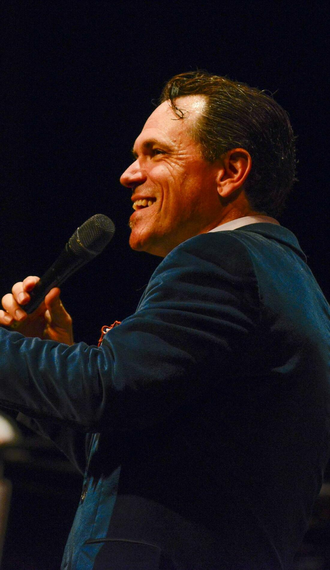 A Kurt Elling live event