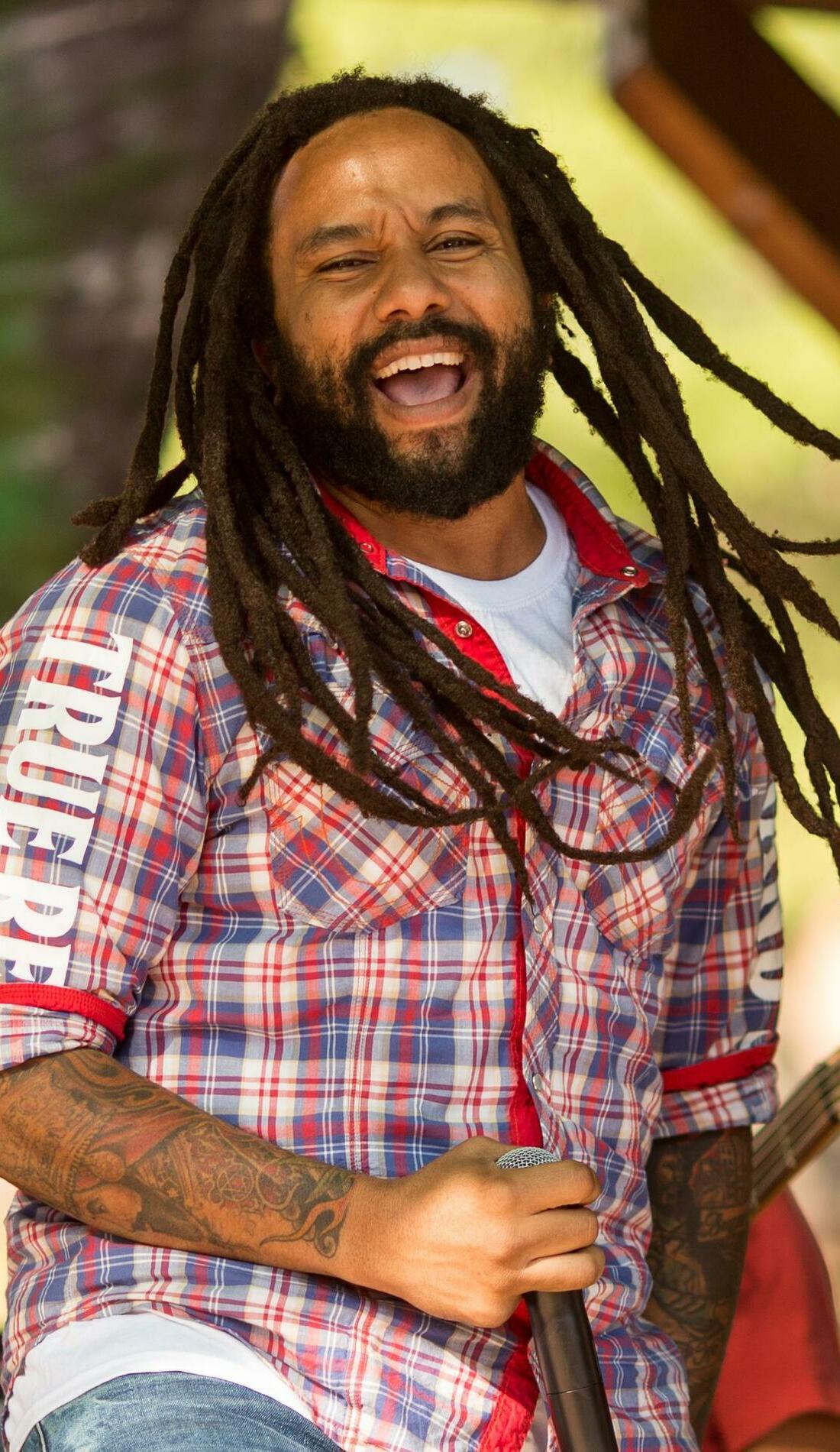 A Ky-Mani Marley live event