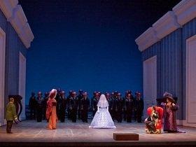El Paso Opera: Gioachino Rossini's La Cenerentola - El Paso