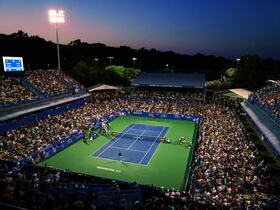 2017 Citi Open Tennis Session 10 Semifinals